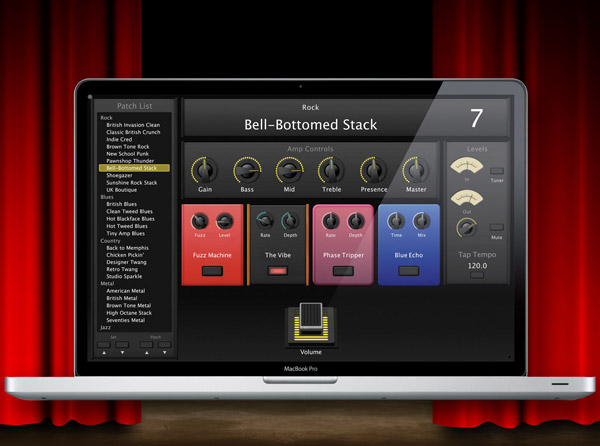 Mainstage Templates  free mainstage patches eric barfield
