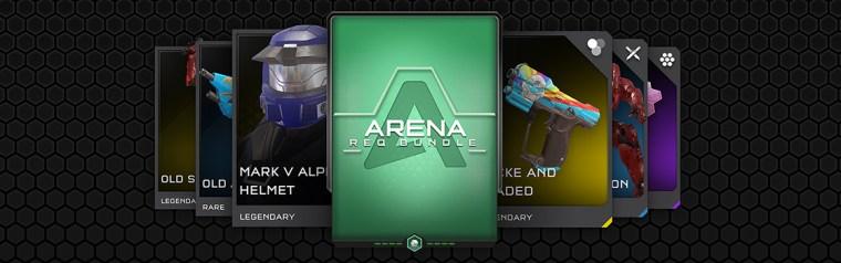Let's Talk Xbox Arena REQ Bundle 343 Industries/Microsoft