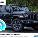 New 2021 Jeep Wrangler Jeep Wrangler Unlimited Sahara Convertible In Burnsville 6am504n Walser Automotive Group