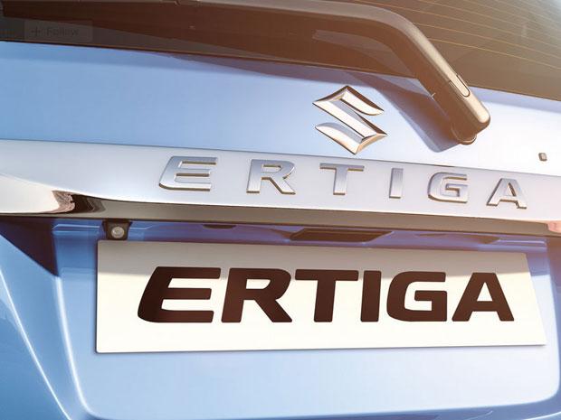 Suzuki Ertiga Hybrid