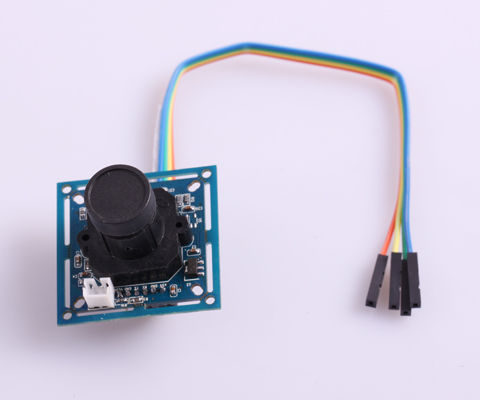 how to use ov7670 camera module with arduino  4 steps