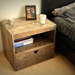 Pallet Nightstand 13 Steps With Pictures Instructables