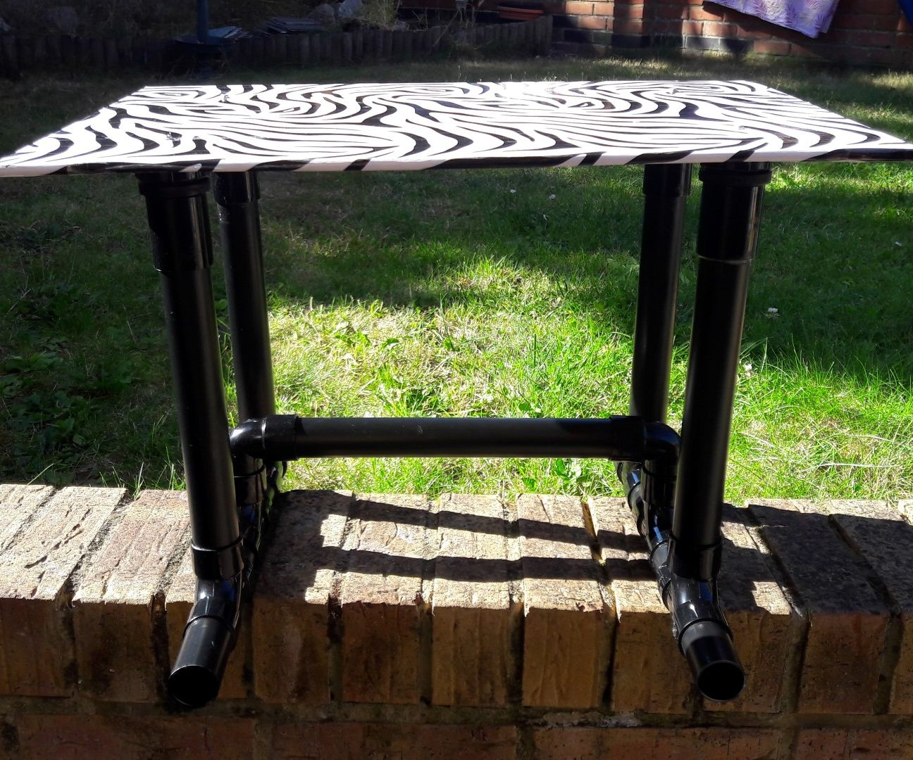 super simple diy coffee table made from