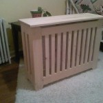 Energy Efficient Radiator Cover 10 Steps With Pictures Instructables