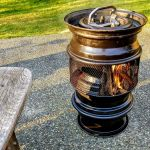 Upcycle Old Steel Wheels Into A Fire Pit 7 Steps With Pictures Instructables