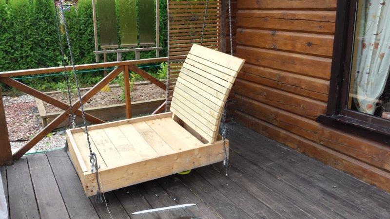 garden patio swing bed when a simple