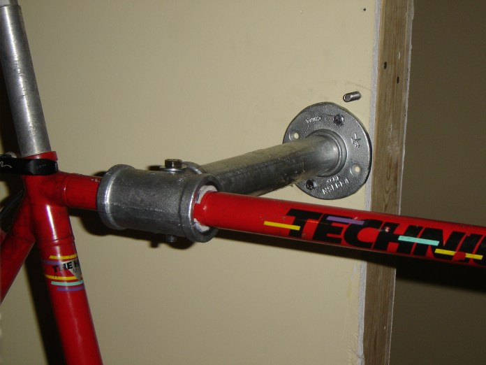 Homemade Bike Stands Instructables