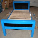 Build A Twin Bed 7 Steps With Pictures Instructables