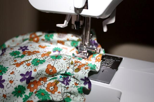 Sewing the Top to the Bottom