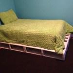 Pallet Bed 6 Steps Instructables