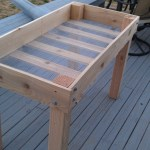 Diy Raised Bed Planter 16 Steps With Pictures Instructables