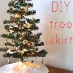 How To Make A Tree Skirt 8 Steps With Pictures Instructables