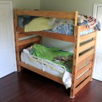 Easy Modular Pine Bunkbeds 9 Steps With Pictures Instructables