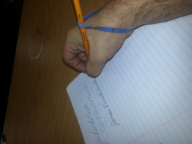 How to Teach Yourself to Write Right Handed : 30 Steps - Instructables