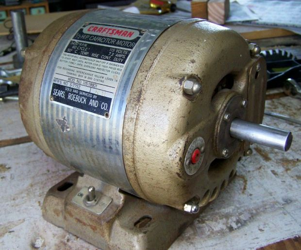make an electric motor run again  6 steps with pictures