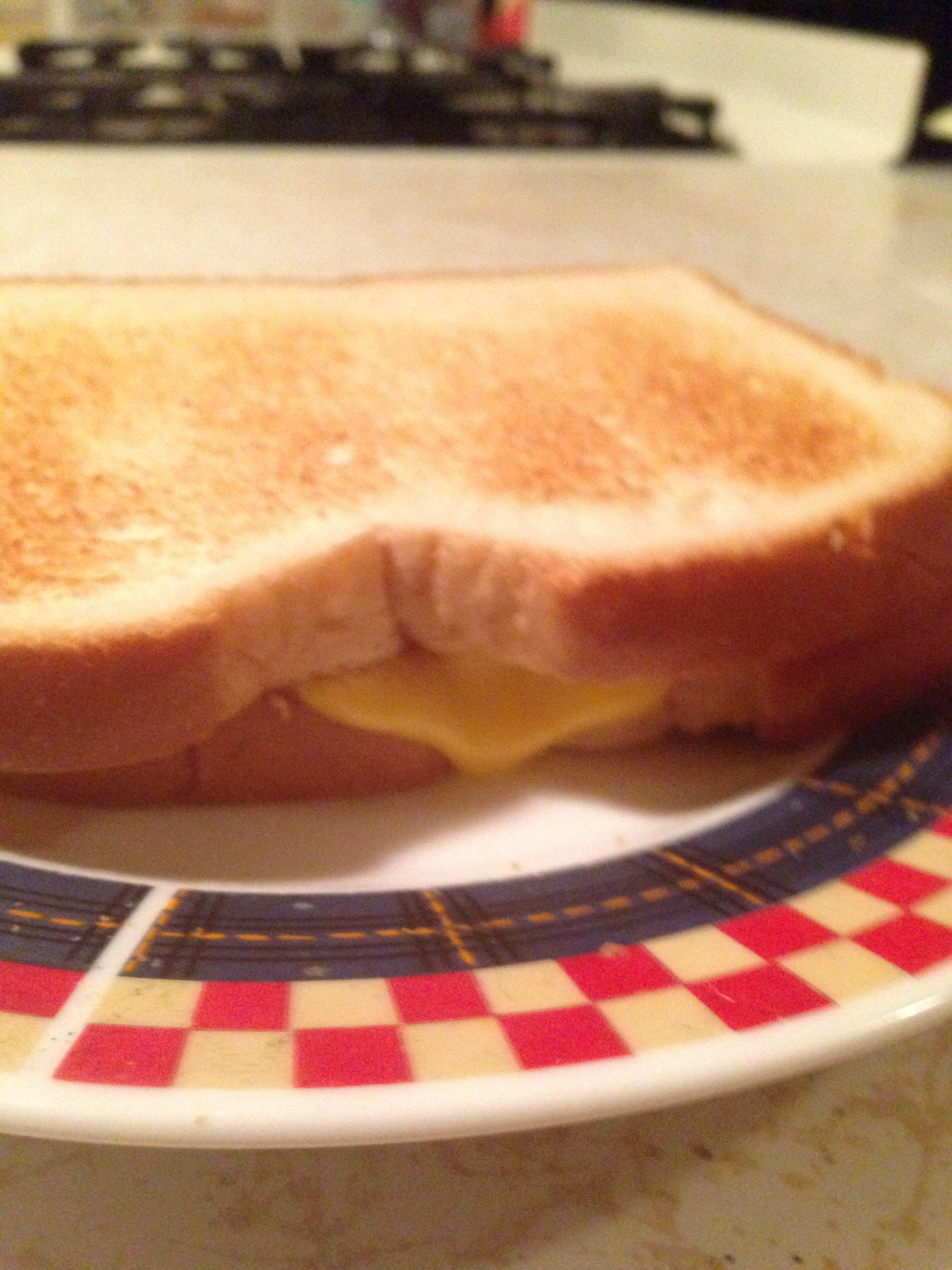 how to microwave grilled chees 5