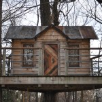 Our Reclaimed Treehouse 9 Steps With Pictures Instructables