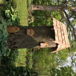 Gnome Tree Stump Home 3 Steps Instructables