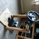 Racing Wheel Stand 7 Steps With Pictures Instructables