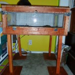 Custom Reptile Cage 7 Steps Instructables