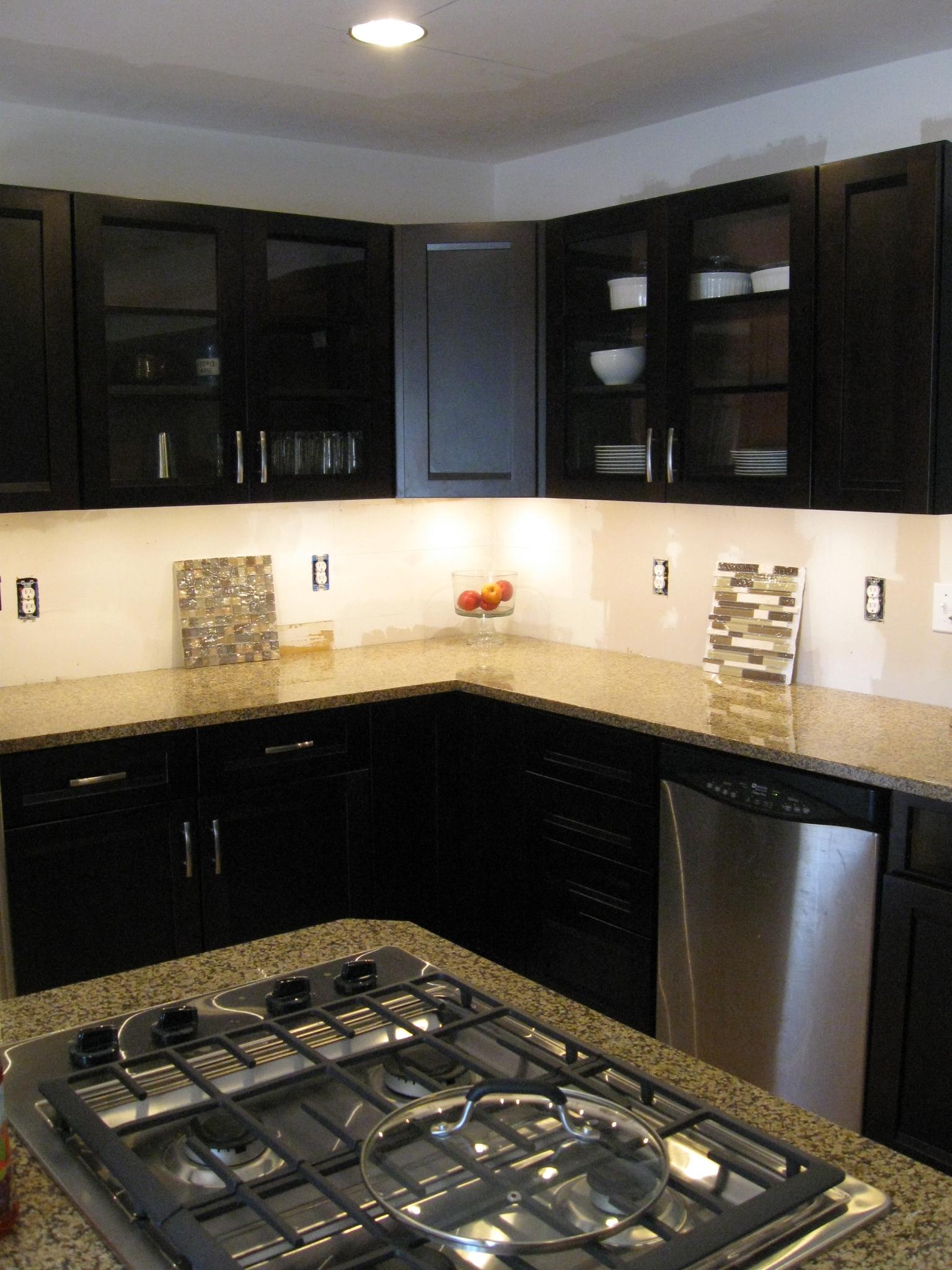 power led under cabinet lighting diy