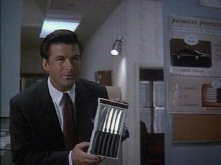 "Alec Baldwin - ""Second prize is a set of steak knives"""
