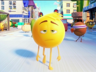 Image result for emoji movie gene