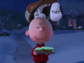 The Peanuts Movie Snoopy Eats All Of Charlie Browns
