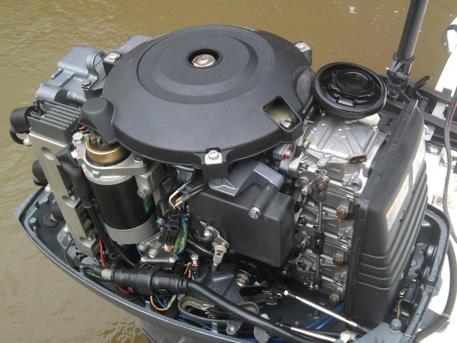 Debridage Moteur 40cv 2 Temp Yamaha De 1996 Mecanique Bateaux Forum Bateau Forum Auto