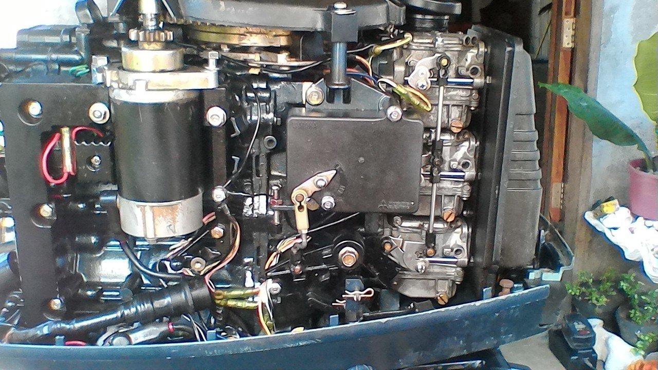 Moteur Yamaha 40 Hmo 6h4 Hors Bord Mecanique Forum Bateau Forum Auto