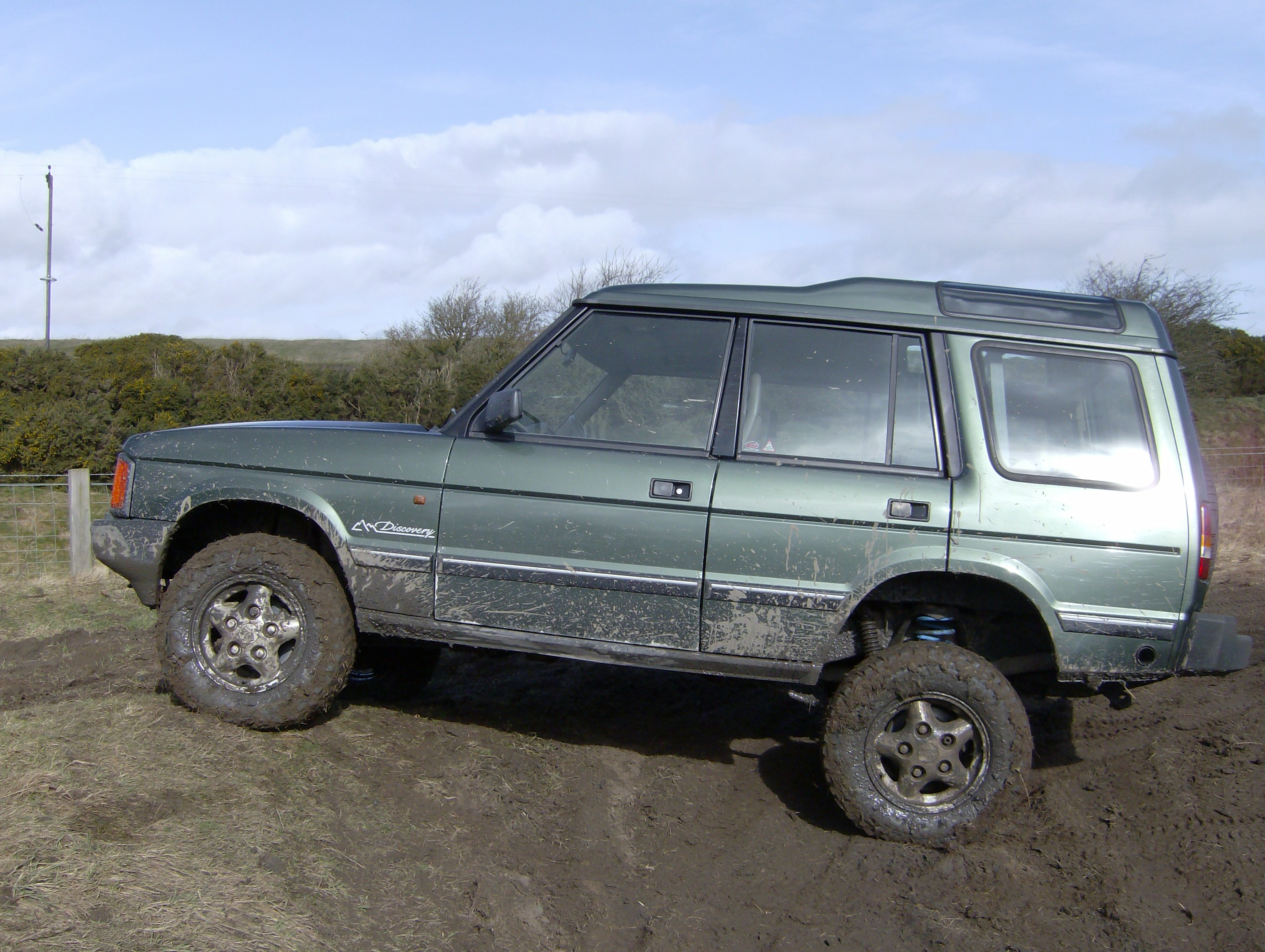 What lift kits are you running Discovery Forum LR4x4 The