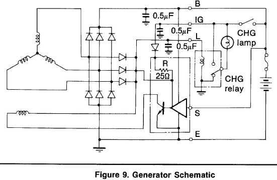 Isuzu Alternator Wiring
