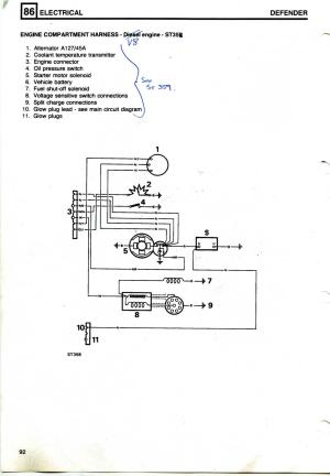 Land Rover 90 V8 35 (Carb) Wiring Diagram needed