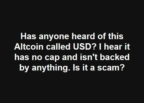 Resultado de imagen de usd debt scam