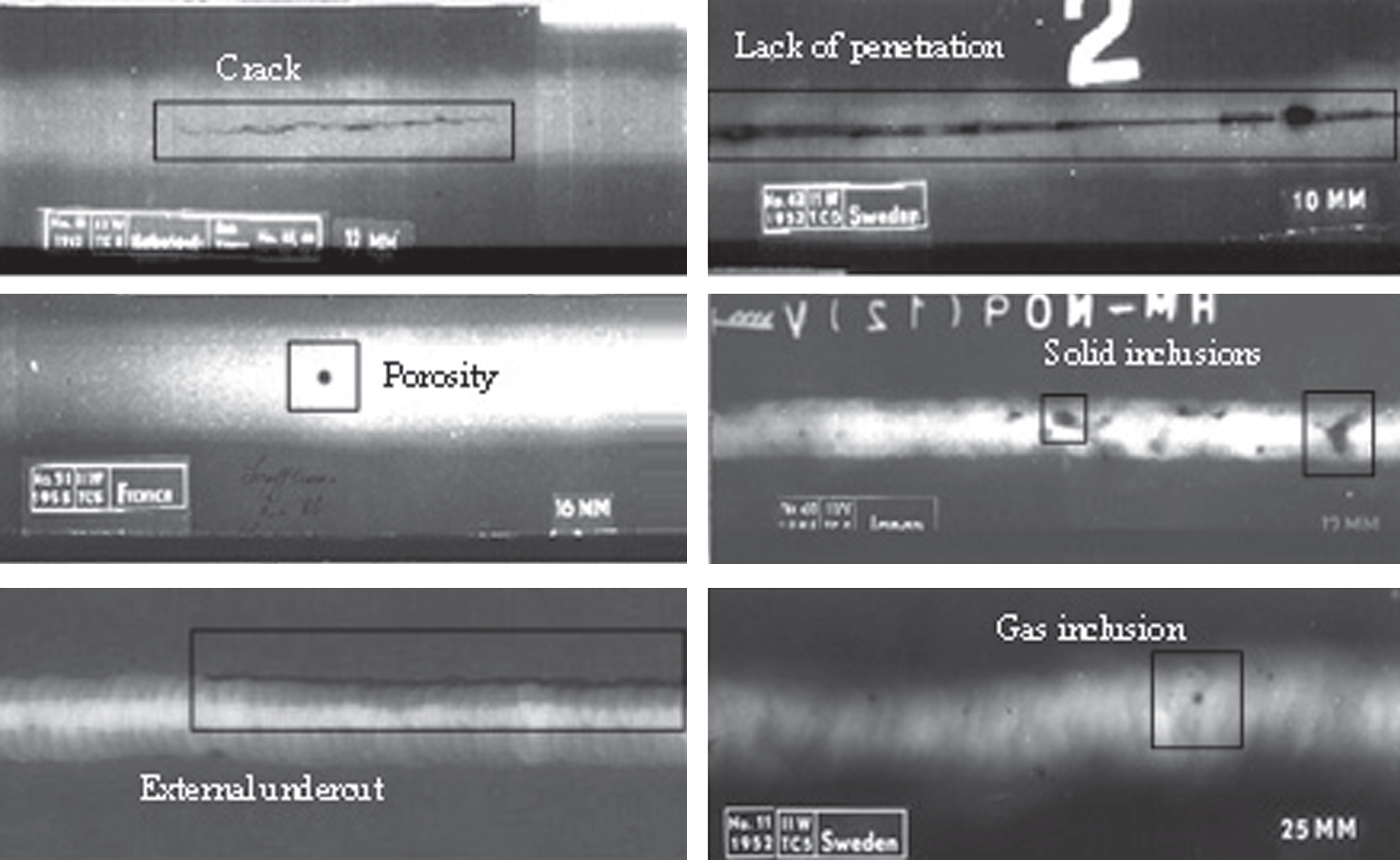 A Lossless hybrid waveletfractal pression for welding radiographic images  IOS Press