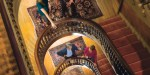 Technically Speaking: Lou Jones and the challenge of photographing the spiral staircase