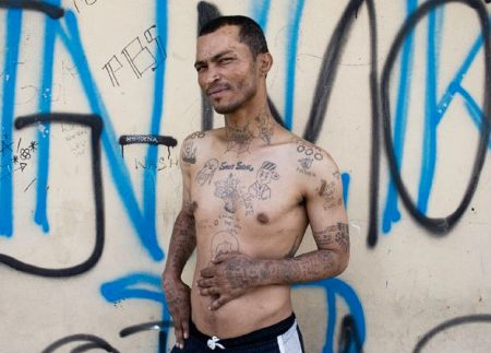 Audio slideshow: Body art behind bars in South Africa