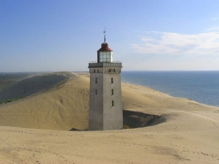 Buried in sand: The abandoned Rubjerg Knude Lighthouse – a photo gallery