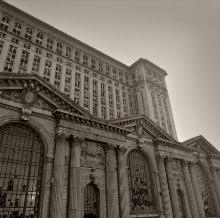 Michigan Central Station – photos by Kevin Bauman