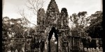 Cambodia - architectural and portrait photos by bernard blistin