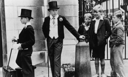 The photograph from 1937 that defined the UK's class divide