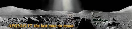 QTVR Moon panoramas, including photos from the Apollo 11, Apollo 12 and Apolo 17 missions