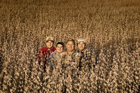 The American Farmer – photos by Paul Mobley