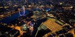 Related item: 'More of London from above at night by Jason Hawkes @ The Big Picture'