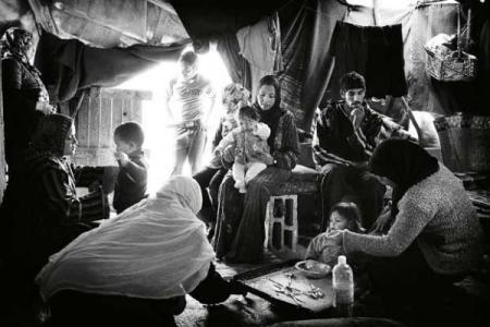 Gaza Strip: Paolo Pellegrin's photo diary of daily life