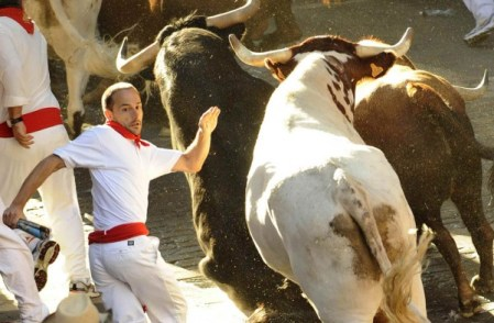 The Festival of San Fermin – photos @ The Big Picture