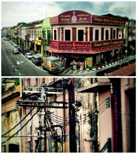 10 minutes from home – A visual journey in diptych – photos by Faridzwan Siman
