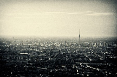 Berlin – urban photos by Meriol Lehmann