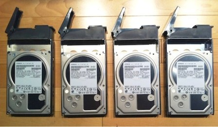 Dealing in Terabytes of image data – photographer Duncan Davidson's storage strategy