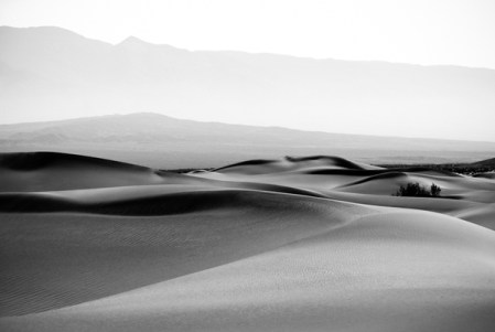 Black Desert – photographs from Death Valley, California by Navid Baraty
